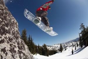 Сноубординг на Южном Урале